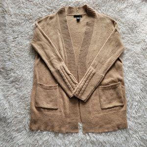 Tahari Sweater in Camel M